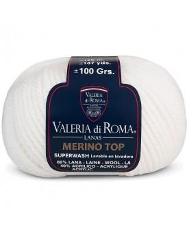 LANA VALERIA DI ROMA MERINO TOP 000