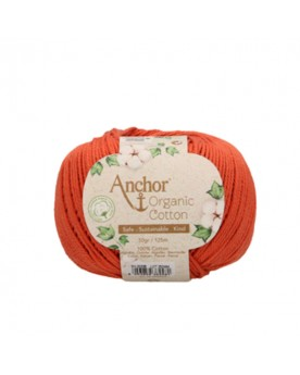 ANCHOR ALGODON ORGANICO 338