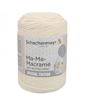 SCHACHENMAYR MA-MA-MACRAMÉ 002 NATURAL