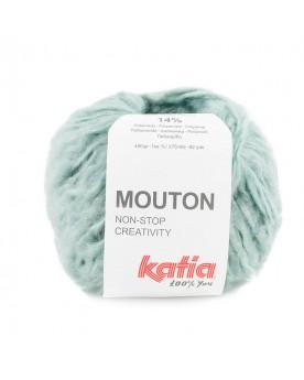 KATIA MOUTON - 64 VERDE MENTA
