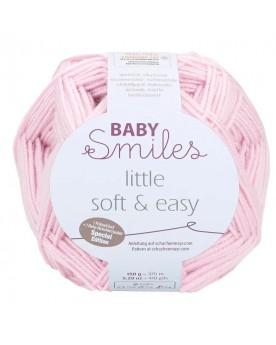 BABY SMILES LITTLE SOFT & EASY ROSA