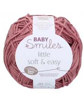 BABY SMILES LITTLE SOFT & EASY CIRUELA